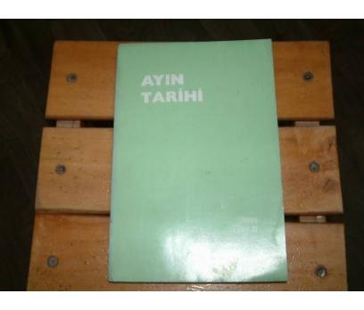 İLKS&AYIN TARİHİ-TEMMUZ-AĞUSTOS-EYLÜL-1995