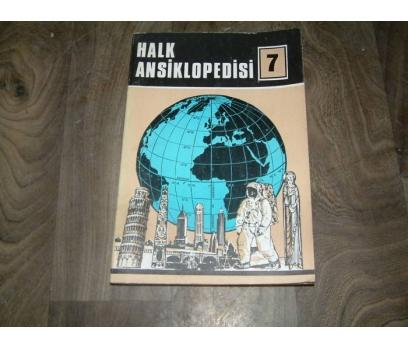 İLKS&HALK ANSİKLOPEDİSİ-CİLT 7