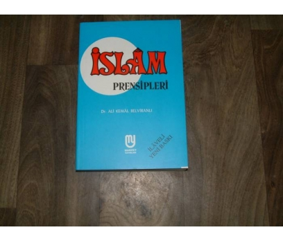 İLKS&İSLAM PRENSİPLERİ-DR.ALİ KEMAL BELVİRANLI