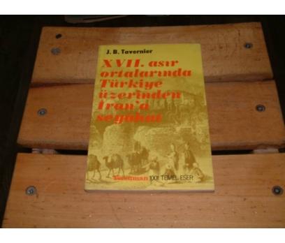 İLKSAHAF&17.ASIR ORTALARINDA TÜRKİYE ÜZERİNDEN