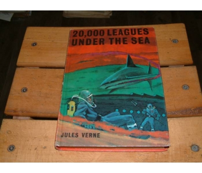 İLKSAHAF&20,000 LEAGUES UNDER THE SEA-JULES VERN