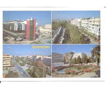 İLKSAHAF&ADAPAZARI MERKEZİ KARTPOSTAL