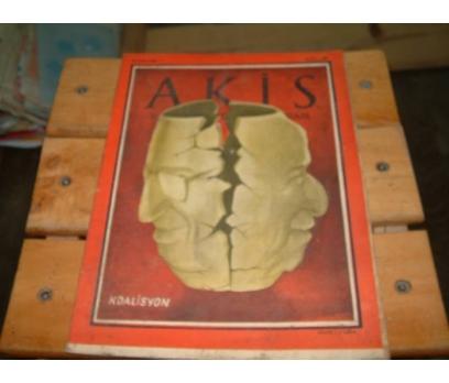 İLKSAHAF&AKİS DERGİSİ-SAYI 409