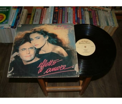 İLKSAHAF&AL BONO-ROMING POWER-LP PLAK