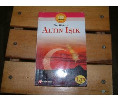İLKSAHAF&ALTIN IŞIK-ZİYA GÖKALP-AKVARYUM YAYINLA