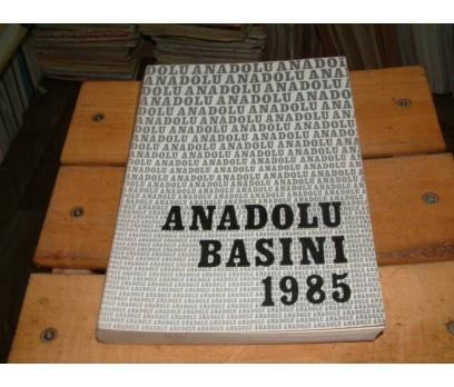 İLKSAHAF&ANADOLU BASINI 1985