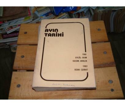 İLKSAHAF&AYIN TARİHİ-1981-EYLÜL EKİM KASIM ARA