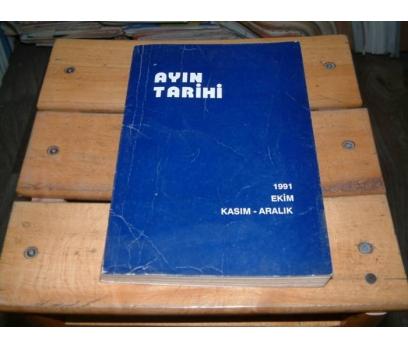 İLKSAHAF&AYIN TARİHİ-1991-EKİM KASIM ARALIK