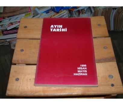 İLKSAHAF&AYIN TARİHİ-1996-NİSAN MAYIS HAZİRAN