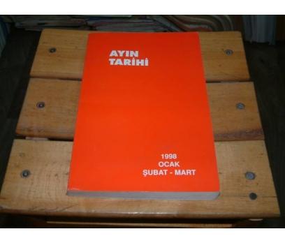 İLKSAHAF&AYIN TARİHİ-1998-OCAK ŞUBAT MART