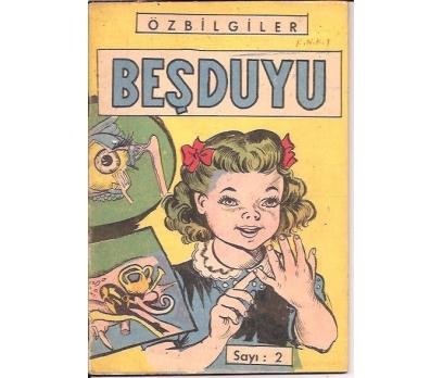 İLKSAHAF&BEŞ DUYU-SAYI:2-ÖZBİLGİLER-1963