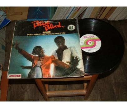İLKSAHAF&BLACK BLOOD-AMANDA-LP PLAK