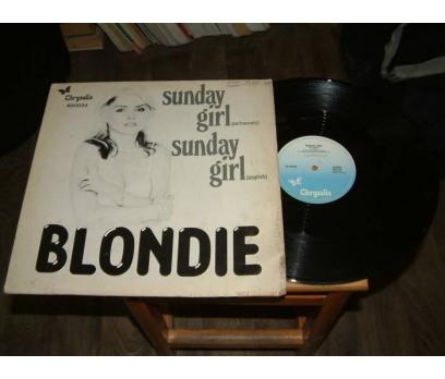 İLKSAHAF&BLONDIE-SUNDAY GIRL-LP PLAK