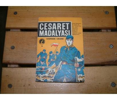 İLKSAHAF&CESARET MADALYASI-STEPHEN CRANE