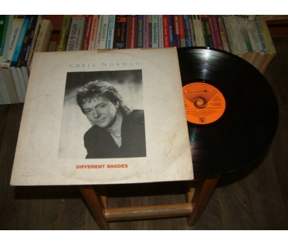 İLKSAHAF&CHRIS NORMAN-DIFFERENT SHADES-LP PLAK