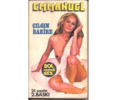İLKSAHAF&ÇILGIN BAKİRE-EMMANUEL-BOL RESİMLİ-1975