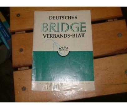 İLKSAHAF&DEUTSCHES-BRIDGE-VERBANDS-BLATT