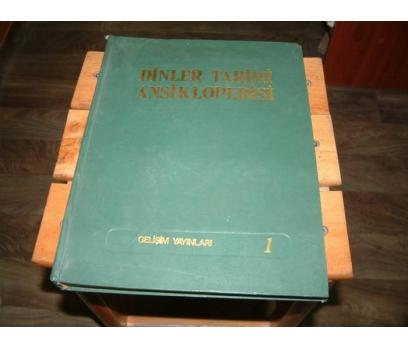 İLKSAHAF&DİNLER TARİHİ ANSİKLOPEDİSİ-CİLT 1