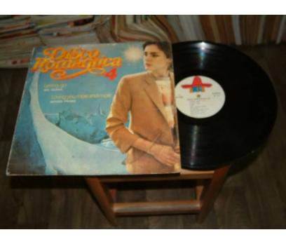 İLKSAHAF&DISCO ROMANTICA 4-LP PLAK