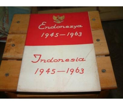 İLKSAHAF&ENDONEZYA-1945 / 1963