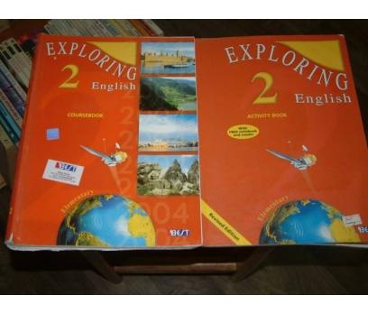 İLKSAHAF&EXPLORING 2 -ACTIVITY BOOK-COURSEBOOK