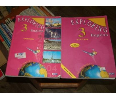 İLKSAHAF&EXPLORING 3 - ACTIVITY BOOK-COURSE BOOK