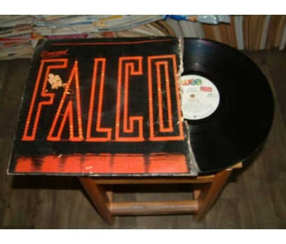İLKSAHAF&FALCO-AMOTIONAL-LP PLAK