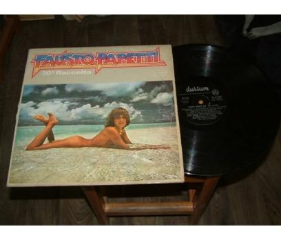 İLKSAHAF&FAUSTO PAPETTI-24 A RACCOLTA-LP PLAK