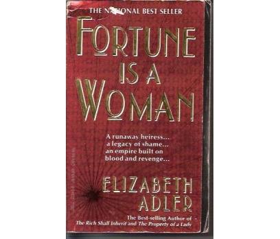 İLKSAHAF&FORTUNE IS A WOMAN-ELIZABETH ADLER-1993