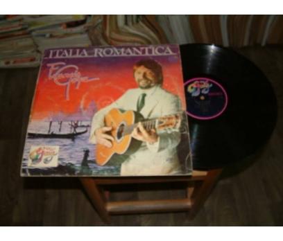 İLKSAHAF&FRANCIS GOYA-ITALIA ROMANTICA-LP PLAK