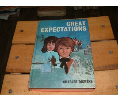 İLKSAHAF&GREAT EXPECTATIONS-CHARLES DICKENS