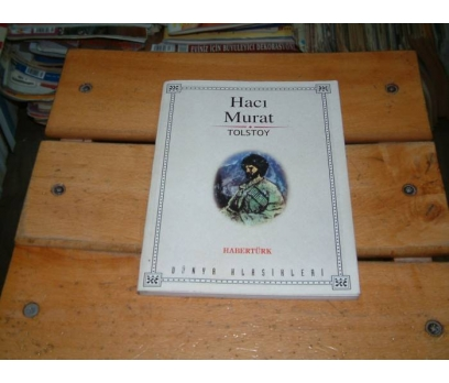 İLKSAHAF&HACI MURAT-TOLSTOY