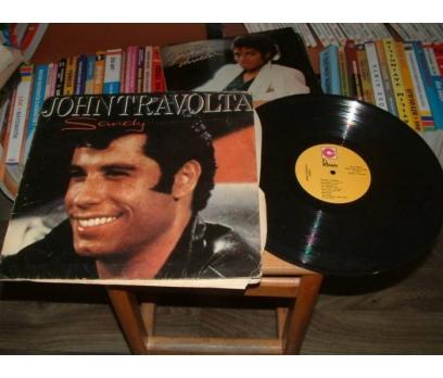 İLKSAHAF&JOHN TRAVOLTA - SANDY - LP PLAK