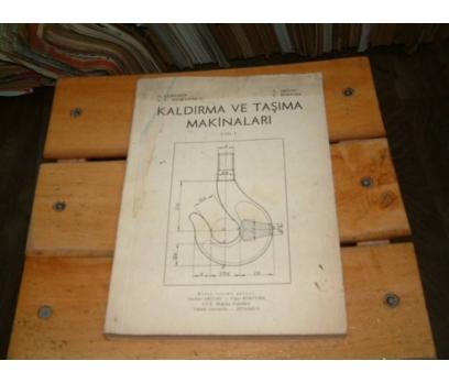 İLKSAHAF&KALDIRMA VE TAŞIMA MAKİNALARI-CİLT 1