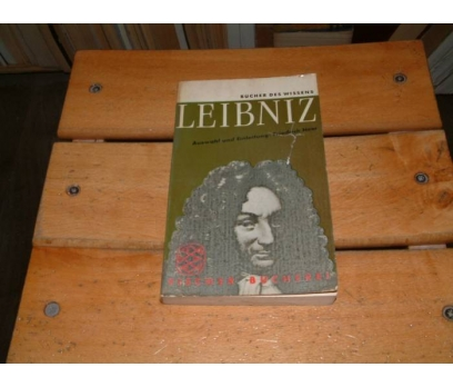 İLKSAHAF&LEIBNIZ-FRIEDRICH HEER