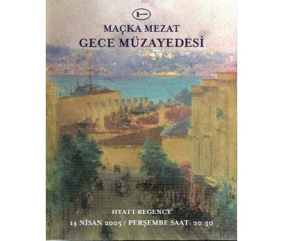 İLKSAHAF&MAÇKA MEZAT GECE MÜZAYEDESİ