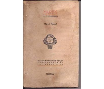 İLKSAHAF&MARIUS-MARCEL PAGNOL-DR.ALİ SÜHA DELİLB