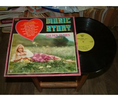 İLKSAHAF&MUSIC STORY-VOLUME 2-LP PLAK