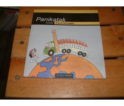 İLKSAHAF&PANİKATAK-CANOL KOCAGÖZ-KARİKATÜR