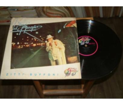 İLKSAHAF&PINO D'ANGIO-ZİTTİ BUFFONI-LP PLAK