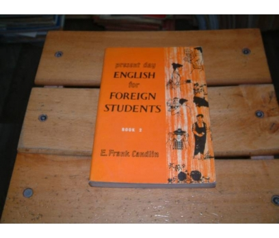 İLKSAHAF&PRESENT DAY ENGLISH FOR FOREIGN STUDENT