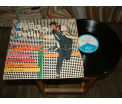 İLKSAHAF&ROCK'N ROLL FESTIVAL-LP PLAK