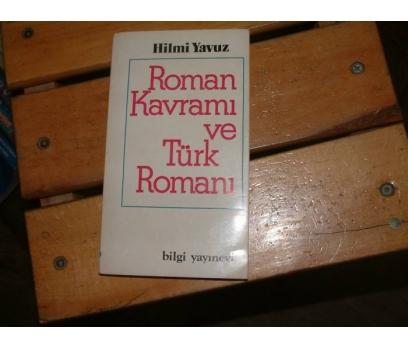 İLKSAHAF&ROMAN KAVRAMI VE TÜRK ROMANI