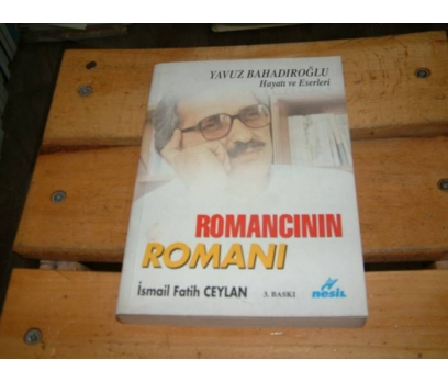 İLKSAHAF&ROMANCININ ROMANI-İSMAİL FATİH CEYLAN