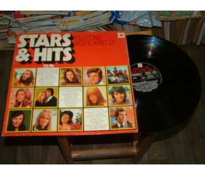 İLKSAHAF&STARS&HITS FÜR DAS ROTE KREUZ-LP PLAK