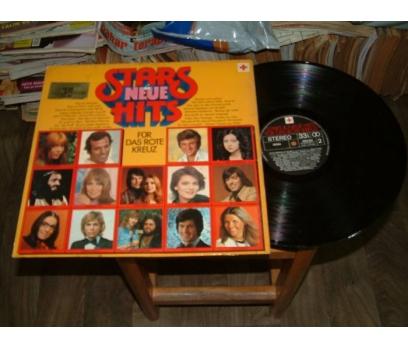 İLKSAHAF&STARS&NEUE HITS-LP PLAK