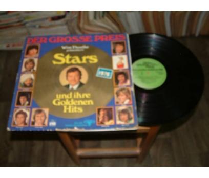 İLKSAHAF&STARS UND İHRE GOLDENEN HİTS-LP PLAK