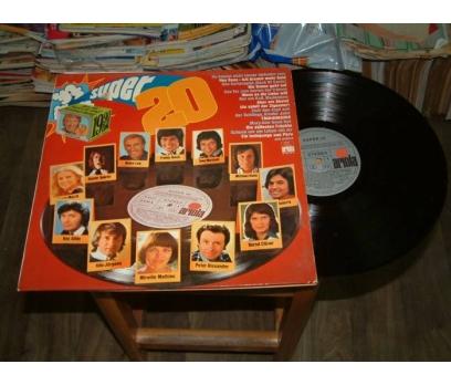 İLKSAHAF&SUPER 20-LP PLAK