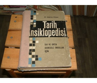 İLKSAHAF&TARİH ANSİKLOPEDİSİ-M. ÇAĞATAY ULUÇAY