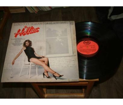 İLKSAHAF&THE HOLLIES-LONG COOL WOMAN-LP PLAK